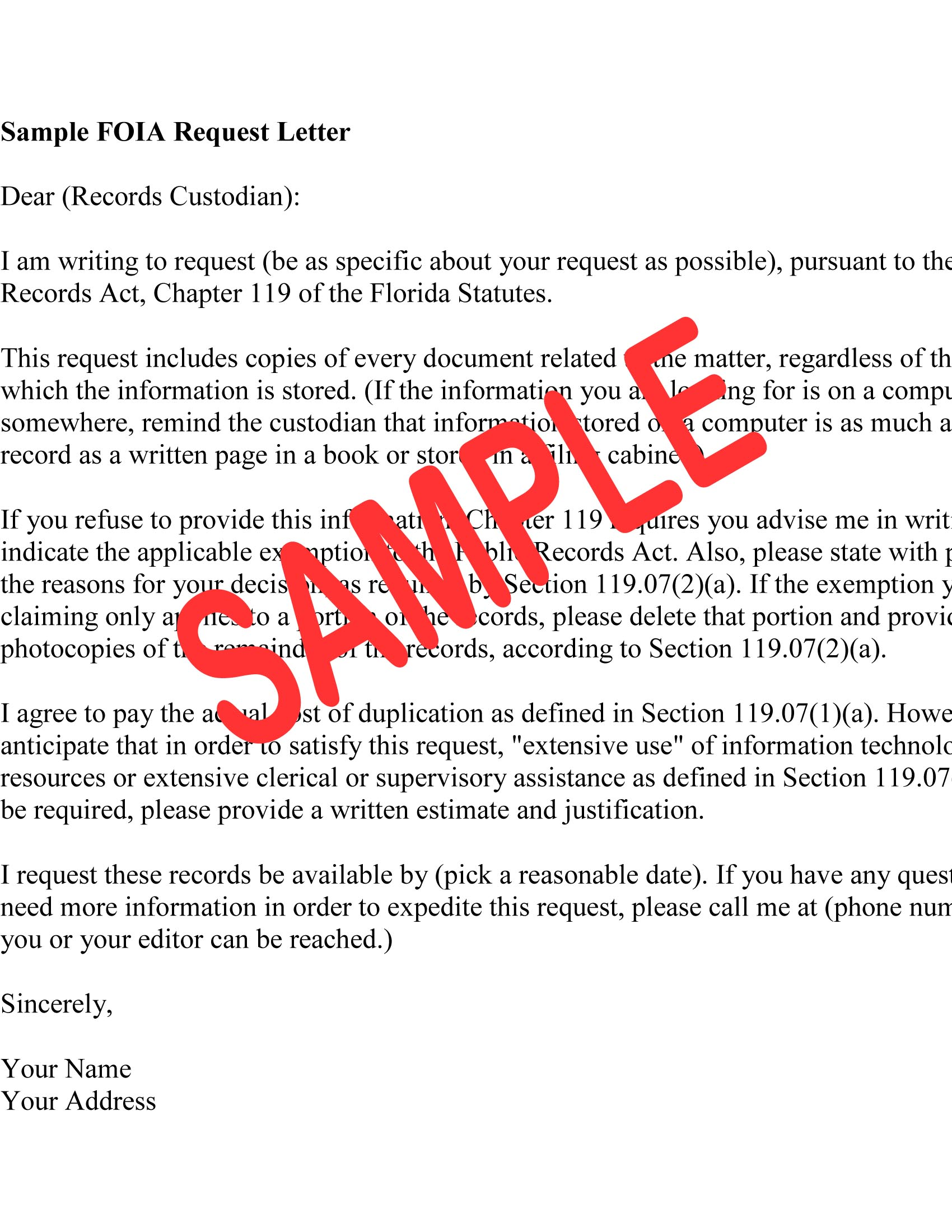 Irs Hardship Letter For Taxes | Sample Hardship Letters